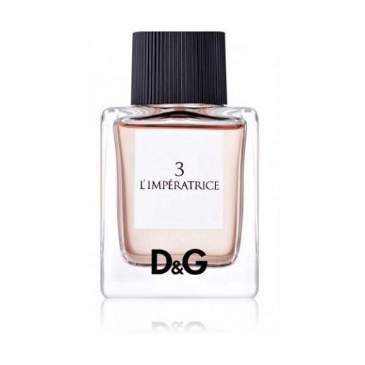 D&G L`imperatrice EDT (Tualetes ūdens sievietei)