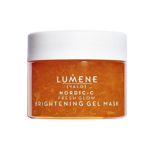 Lumene Fresh Glow Brightening Gel Mask  (Dzidrinoša želejmaska)