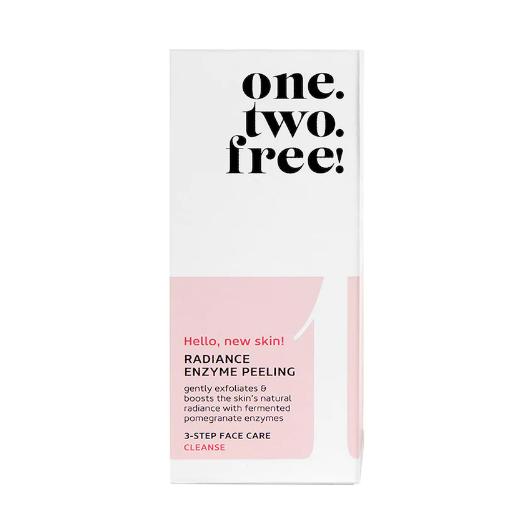 ONE.TWO.FREE! Radiance Enzyme Peeling  (Enzīmu pīlings sejai)