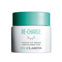 Clarins Re-Charge Relaxing Sleep Mask  (Relaksējoša nakts maska)