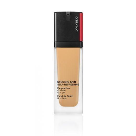 Shiseido Synchro Skin Self-Refreshing Foundation  (Ilgnoturīgs tonālais krēms)