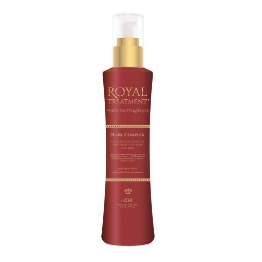 CHI Royal Treatment Pearl Complex  (Barojoša eļļa matiem)
