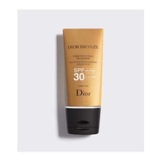 Dior Bronze Creme Protect SPF 30 Glow   (Saules aizsargkrēms sejai SPF 30)
