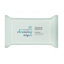 Douglas Essentials Cleansing Make Up Remover Wipes  (Attīrošas salvetes kosmētikas noņemšanai)