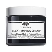 Origins Clear Improvement™ Charcoal Honey Mask To Purify & Nourish   (Barojoša sejas maska)