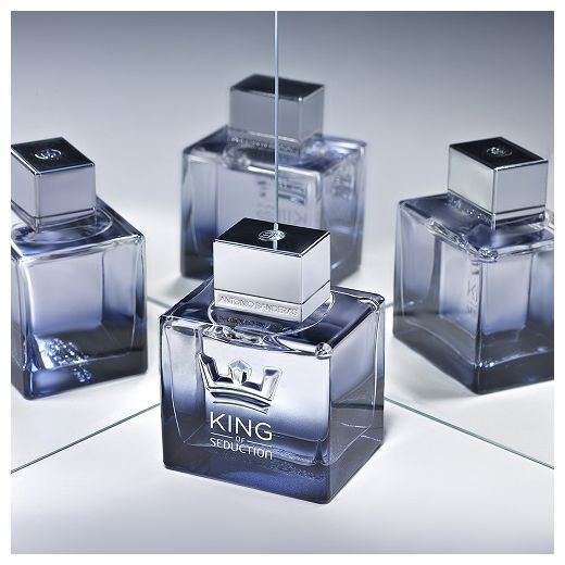 Antonio Banderas King of Seduction  (Tualetes ūdens)
