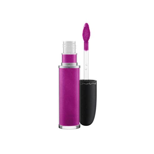 Mac Retro Matte Liquid Lipcolour Metallics  (Lūpu krāsa)