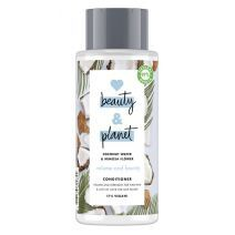 Love Beauty and Planet Coconut Water & Mimosa Flower Conditioner  (Kuplinošs kondicionieris mati