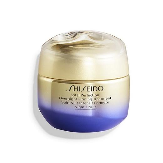 Shiseido Vital Perfection Overnight Firming Treatment  (Ādu nostiprinošs nakts krēms)