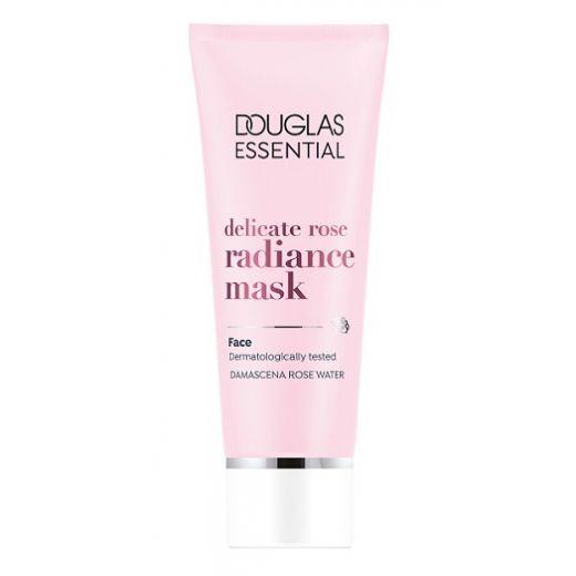 Douglas Essential Radiance Mask Delicate Rose   (Sejas maska)