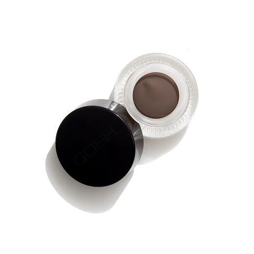 GOSH 3 IN1 Hybrid Eyes Eye Shadow, Eyeliner, Brows  (Laineris, acu ēnas)