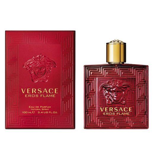 Versace Eros Flame  (Parfimērijas ūdens vīrietim)
