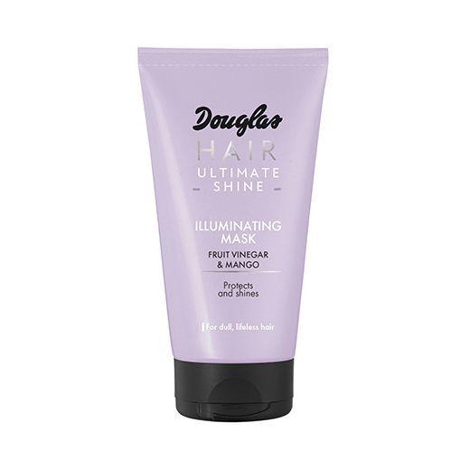 Douglas Hair Ultimate Shine Illuminating Mask 150 ml  (Izgaismojoša matu maska)