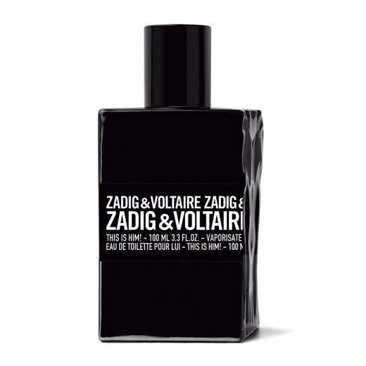 Zadig & Voltaire This is Him!  (Tualetes ūdens vīrietim)