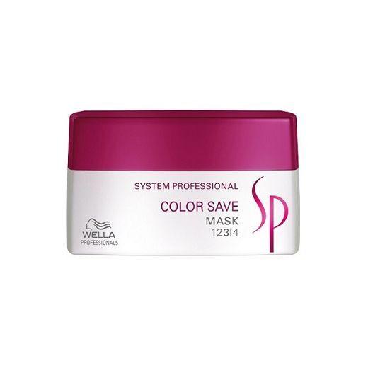 Wella System Professional Color Save Mask  (Maska krāsotiem matiem)