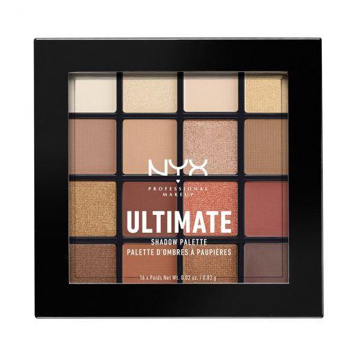 NYX Ultimate Shadow Palette  (Acu ēnu palete)