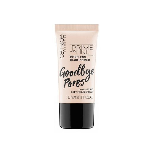Catrice Cosmetics Prime and Fine Poreless Blur Primer  (Bāze sejai)
