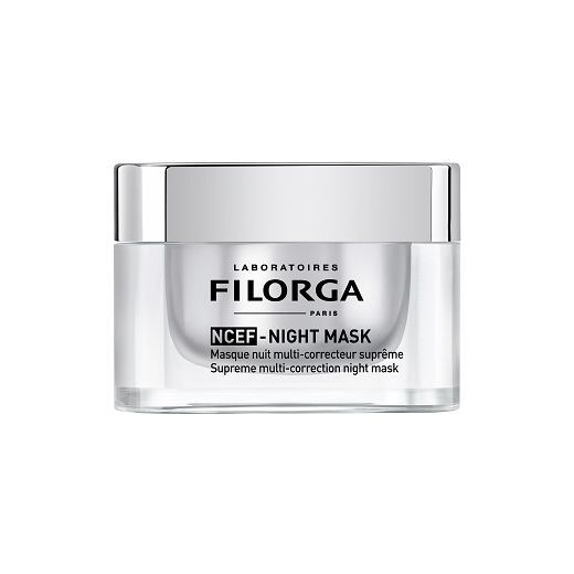 Filorga NCEF Night Mask  (Augstvērtīga universāla koriģējošā nakts maska)