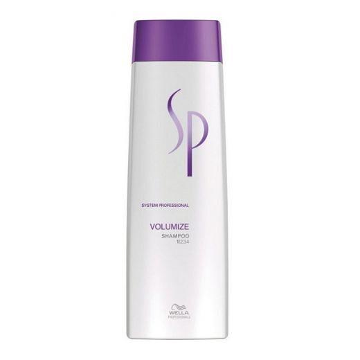 Wella System Professional Volumize Shampoo  (Šampūns matu apjomam)