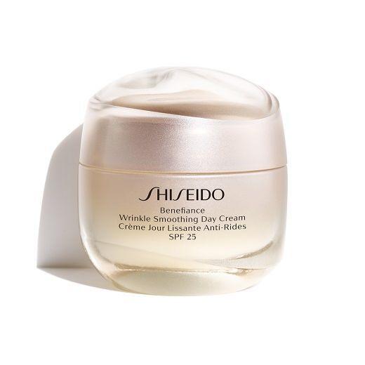 Shiseido Benefiance Wrinkle Smoothing Day Cream SPF 25  (Atjaunojošs dienas krēms)