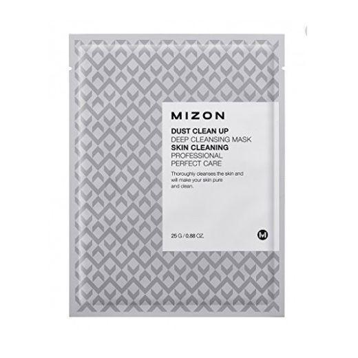 Mizon Dust Clean Up Deep Cleansing Mask  (Dziļi attīroša maska)