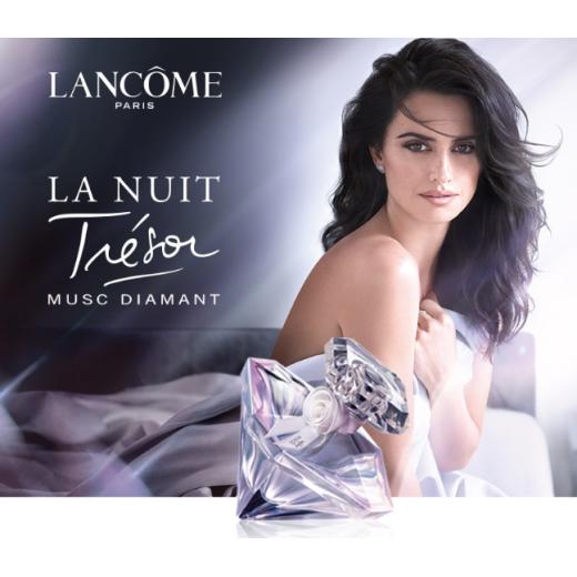 Lancome La Nuit Trésor Musc Diamant   (Parfimērijas ūdens sievietei)