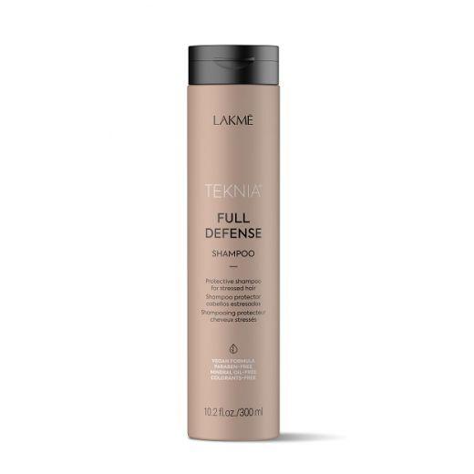 Lakmé Teknia Full Defense Shampoo  (Aizsargājošs šampūns matiem)