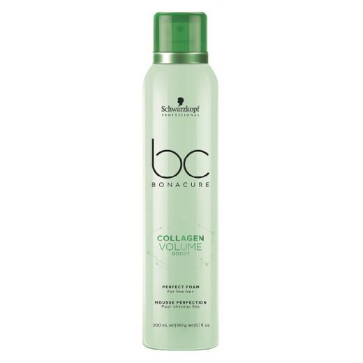 Schwarzkopf BC Bonacure Collagen Volume Boost Perfect Foam  (Putas matu apjomam)