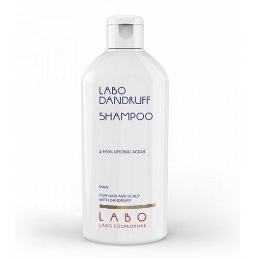 LABO Dandruff Shampoo For Man  (Speciāla terapija blaugznainiem matiem un galvas ādai)