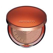 Artdeco Hello Sunshine Bronzing Powder Compact 10g.  (Kompaktais bronzas pūderis)