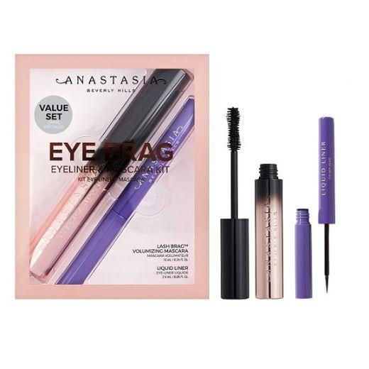 ANASTASIA BEVERLY HILLS Eye Brag Eyeliner + Mascara Kit  (Tušas komplekts)