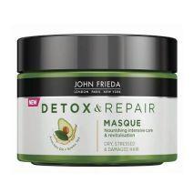 John Frieda Detox & Repair Masque  (Intensīva maska matiem)