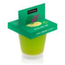 STENDERS Shower Jelly Soap Apple  (Dušas želejziepes)