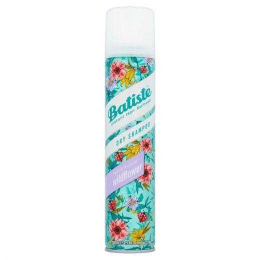 Wildflower Dry Shampoo    (Sausais šampūns apjomam)