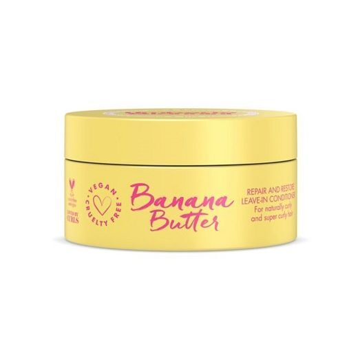 Umberto Giannini Banana Butter Leave in Conditioner  (Neskalojams matu kondicionieris)