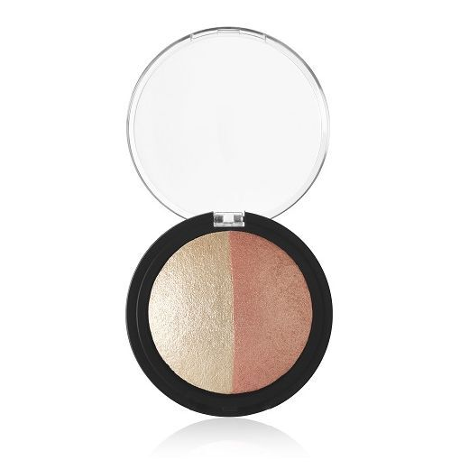 E.L.F. Cosmetics Baked Highlighter & Blush  (Izgaismotājs)