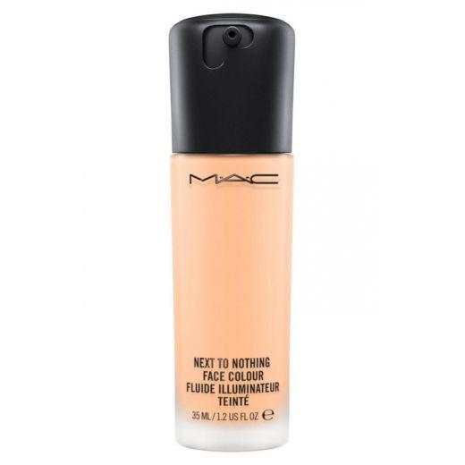 MAC Next To Nothing Face Colour Light (Mitrinošs tonēts krēms)