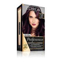 L'Oreal Paris Preference Hair Color 4.26 Tuscany  (Matu krāsa)