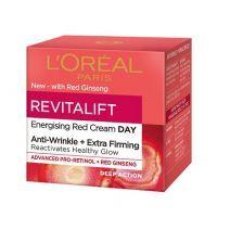 L'Oreal Paris Revitalift Red Energising Day Cream  (Dienas sejas krēms)