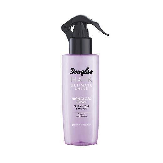 Douglas Hair Ultimate Shine High Gloss Spray 150 ml  (Sprejs matu mirdzumam)
