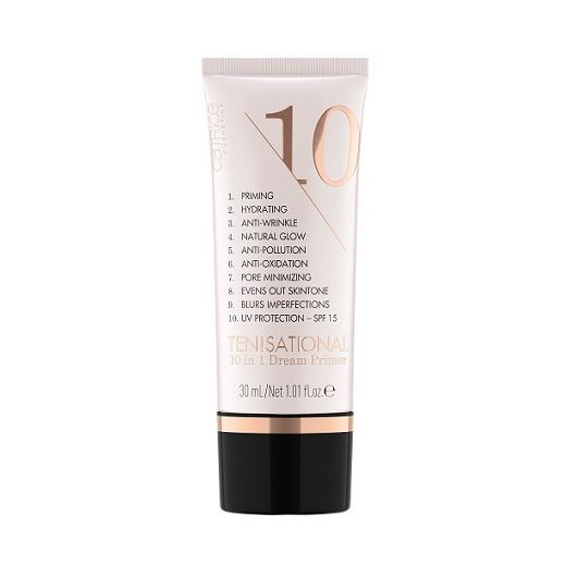 Catrice Cosmetics Ten!sational 10 in 1 Dream Primer  (Bāze sejai)