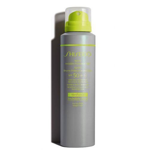 Shiseido Sports Invisible Sun Protection Mist SPF 50  (Izsmidzināms saules aizsargkrēms SPF 50)