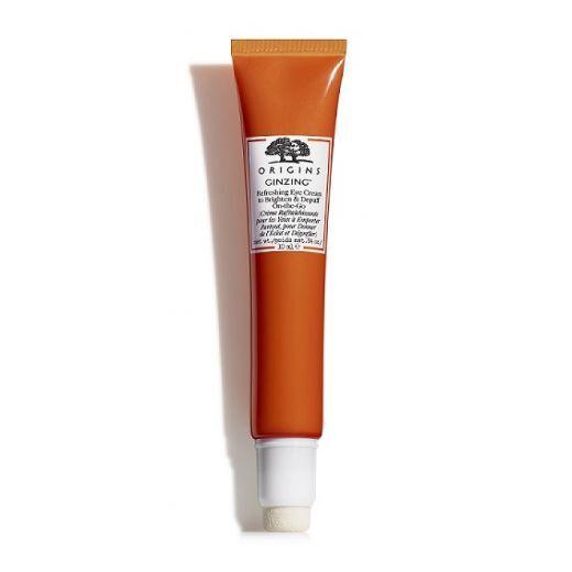 Origins GinZing™ Refreshing Eye Cream To Brighten & Depuff On-the-Go  (Uzmundrinošs acu krēms)