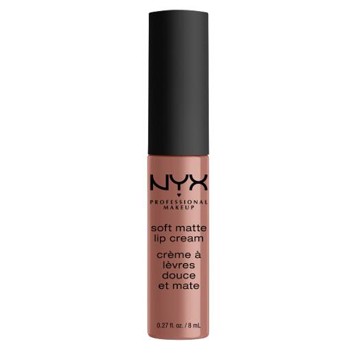NYX Professional Makeup Soft Matte Lip Cream (Matēta lūpu krāsa-krēms)