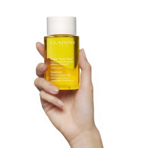 Clarins Contour Body Treatment Oil(Nostiprinoša kermeņa eļla)