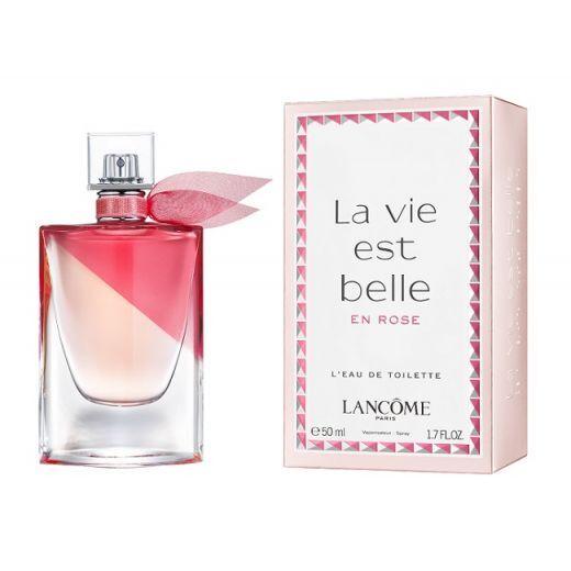 Lancome La Vie Est Belle en Rose  (Tualetes ūdens sievietei)