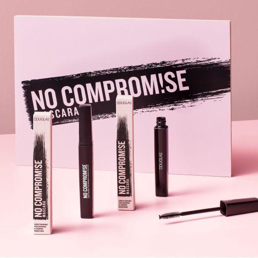 Douglas Make Up No Compromise Mascara (Kuplinoša un pagarinoša tuša)