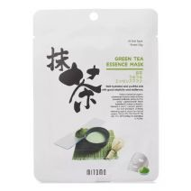Mitomo Green Tea Essence Mask   (Sejas maska)