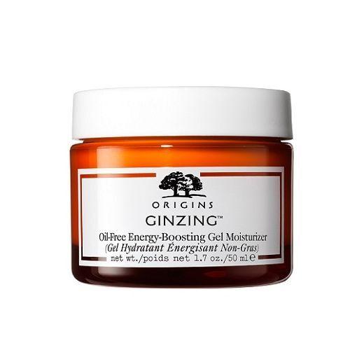Origins GinZing Oil-Free Energy-Boosting Gel Moisturizer  (Enerģiju sniedzošs mitrinošs gēls sejai)