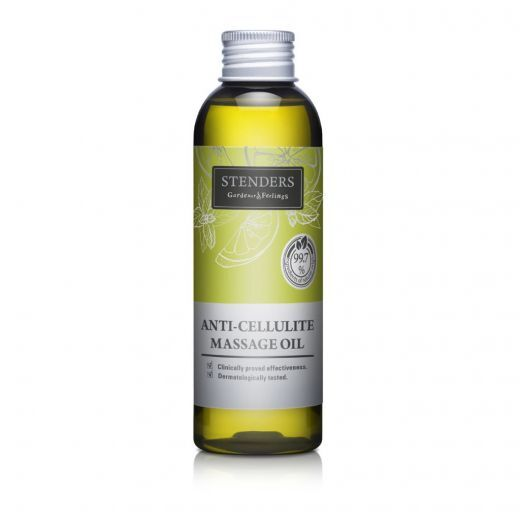 STENDERS Anti - cellulite Massage Oil  (Pretcelulīta eļļa ķermenim)